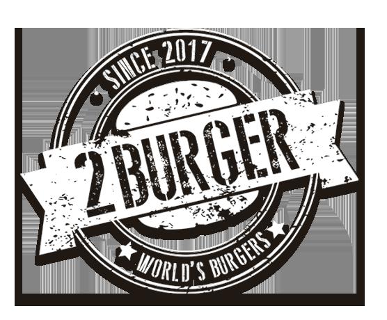 2Burger Logo